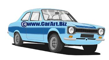 Ford Escort I RS2000