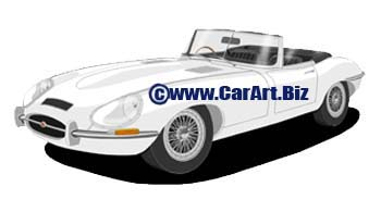 Jaguar E Type (XKE) I Convertible