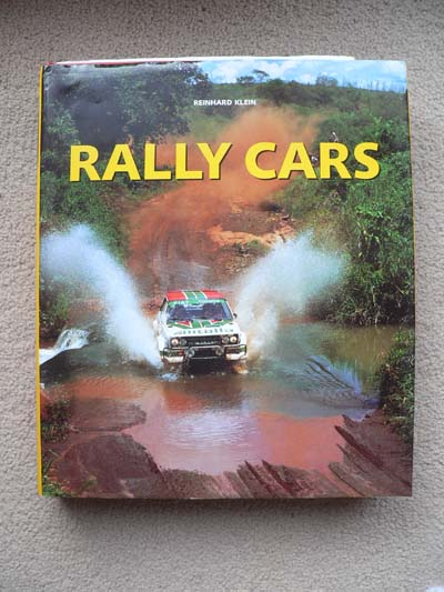 Rally Cars - what a book for the rallying enthusiast.